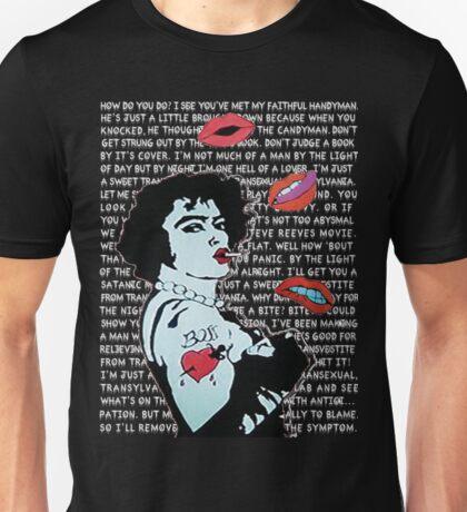 Sweet Transvestite Unisex T-Shirt