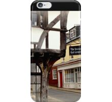 The House that Moved iPhone Case/Skin