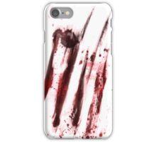 blood of amnesia iPhone Case/Skin