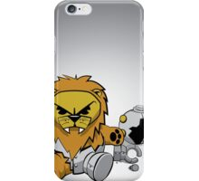 Lose Control Robot iPhone Case/Skin