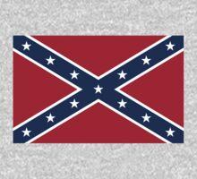 Confederate Flag of America by cadellin