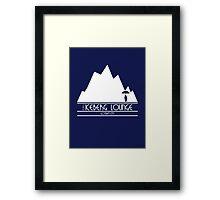 The Iceberg Lounge - Gotham Framed Print
