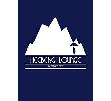 The Iceberg Lounge - Gotham Photographic Print