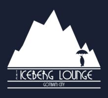 The Iceberg Lounge - Gotham One Piece - Short Sleeve
