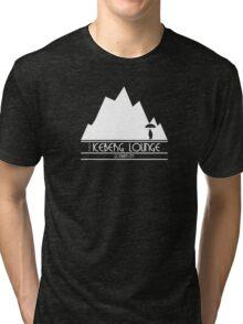 The Iceberg Lounge - Gotham Tri-blend T-Shirt