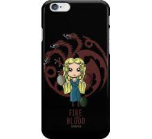 Khaleesi team iPhone Case/Skin