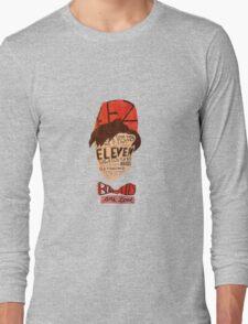 Eleventh Doctor Shirt Long Sleeve T-Shirt