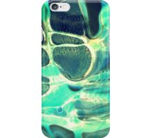 colors and abstract shapes iPhone Case/Skin