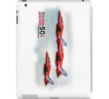 The Red Arrows - 50 Display Seasons Duvets, Cases etc iPad Case/Skin