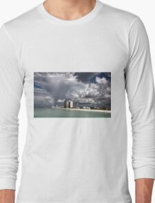 The Ominous Sky !!! Long Sleeve T-Shirt