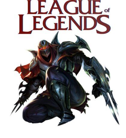 League of Legend - Zed Sticker