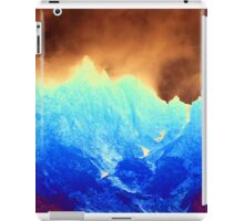 abstract mountain iPad Case/Skin