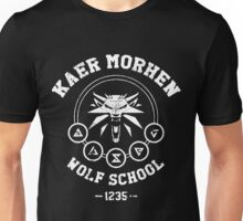 The Witcher - Kaer Morhen  Unisex T-Shirt