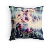 Hacker Attack Throw Pillow