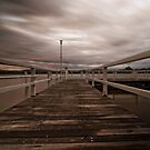 Before Sunrise at Lake Burley Griffin in Canberra/ACT/Australia (2) by Wolf Sverak