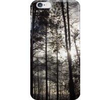 staple hill, somerset, autumn iPhone Case/Skin