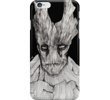 Groots Bloody Groots iPhone Case/Skin
