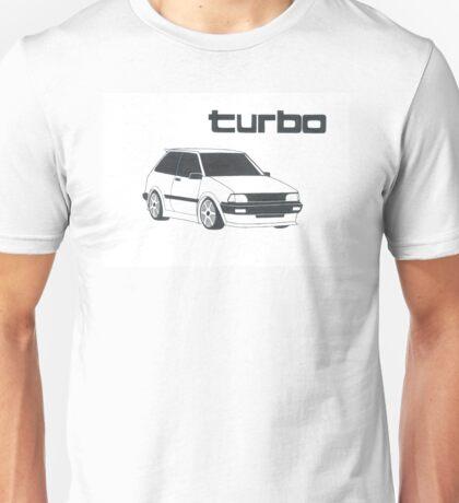 1984 - 1989 EP71 Toyota Starlet Turbo Unisex T-Shirt