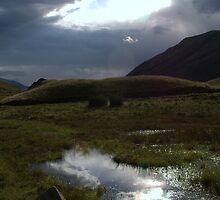 black crag, coniston, lake district by Buzz1061