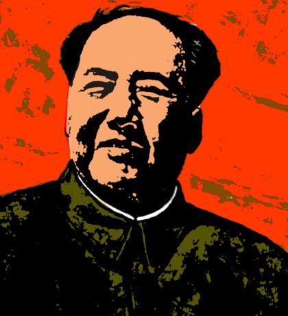 Comrade Mao Zedong Sticker