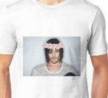 Norman Reedus Flower Crown Daryl DIxon Unisex T-Shirt