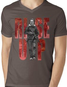rise up grimes Mens V-Neck T-Shirt