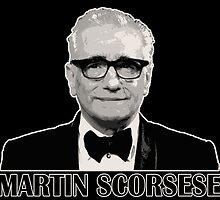 Martin Scorsese by Marina Totino