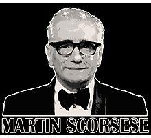 Martin Scorsese Photographic Print
