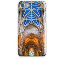 St Giles High Kirk iPhone Case/Skin