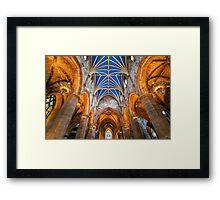 St Giles High Kirk Framed Print