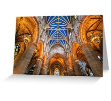 St Giles High Kirk Greeting Card