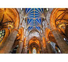 St Giles High Kirk Photographic Print