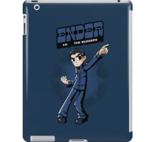 Ender vs. The Buggers iPad Case/Skin