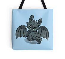 How to Train Your Baby Dragon Tote Bag
