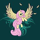 Fluttershy's Flight by Stephanie Jayne Whitcomb