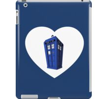 Tardis Heart iPad Case/Skin