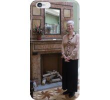Nineteen Hundred Ten Lady iPhone Case/Skin