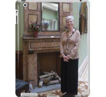 Nineteen Hundred Ten Lady iPad Case/Skin