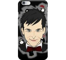 oswald & fans iPhone Case/Skin