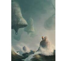 My storm bells Photographic Print