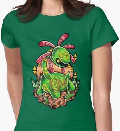 Cradily Womens Fitted T-Shirt