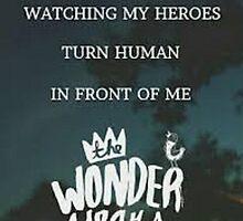 The Wonder Years Lyrics by kittyholocaust