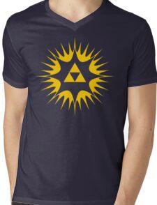 Spiritual Triforce  Mens V-Neck T-Shirt