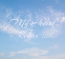 My Heart Relax ... by rose-etiennette