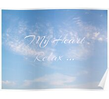 My Heart Relax ... Poster
