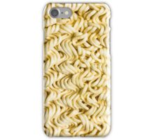 Ramen Noodles iPhone Case/Skin