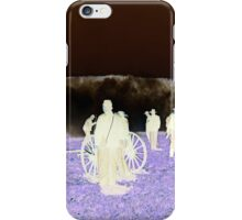Abstract Nightmare iPhone Case/Skin