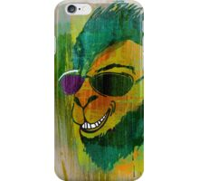 Everything would be fine iPhone Case/Skin