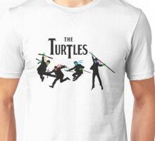 Teenage Mutant Ninja Beatles Unisex T-Shirt