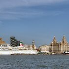 The Three Graces - Liverpool by © Steve H Clark Photography